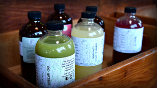 Brick Farm Market Cold Pressed Juices